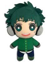 My Hero Academia Deku Snow Outfit 8 Inch Plush