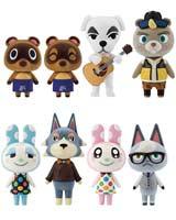 Animal Crossing New Horizons Villager V2 8 Piece Mini Figure Set