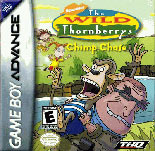Wild Thornberrys: Chimp Chase