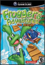 Frogger's Adventure: The Rescue