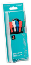 PS3 / PS2 Component AV Cable by Sony