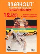 Breakout by Atari