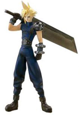Final Fantasy Trading Arts Final Fantasy VII Cloud Strife Figure