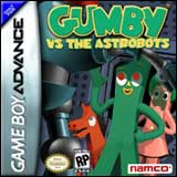 Gumby vs. The Astrobots