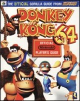Donkey Kong 64 Nintendo Power Official Player's Guide