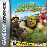 Shrek Smash and Crash