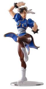 Street Fighter II: Chun Li PVC Statue