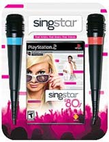 SingStar 80's Bundle w/ Microphone
