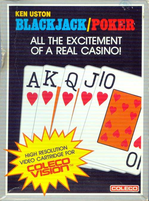 Ken Uston's Blackjack/Poker