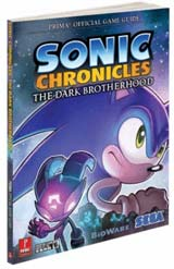 Sonic Chronicles: The Dark Brotherhood Official Game Guide
