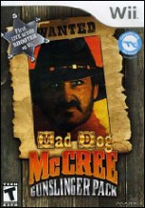 Mad Dog McCree Gunslinger Pack