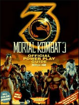 Mortal Kombat 3 Official Power Play Guide