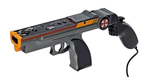 Wii Resident Evil Shot Blaster