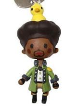 Kingdom Hearts Sazh Mascot Strap