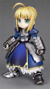 Fate / Stay Night Saber Model Kit
