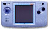 Neo Geo Pocket Color System - Blue