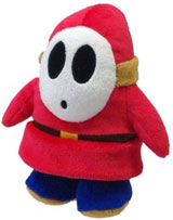 Nintendo Super Mario Shy Guy 6 Inch Plush