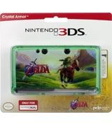 Nintendo 3DS Legend of Zelda Armor Case Green