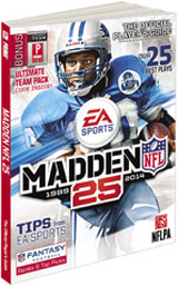 Madden NFL 25 Official Strategy Guide
