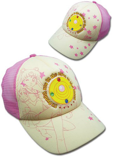 Sailor Moon In the Name of the Moon Cap