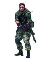 Metal Gear Solid V: Venom Snake Menshdge Technical PVC Statue