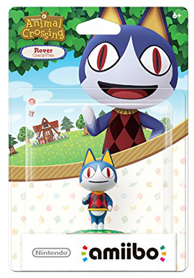 amiibo Rover Animal Crossing