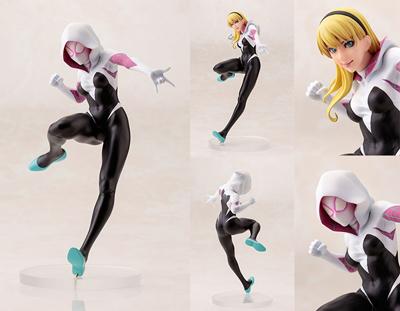 Marvel Spider Gwen 1/7 Scale Bishoujo Statue