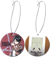 Attack On Titan Eren Air Freshner