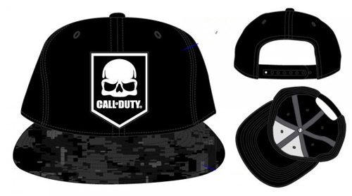 Call of Duty Infinite Warfare Camo Snapback