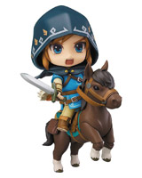 Legend of Zelda Breath of the Wild Link Deluxe Nendoroid