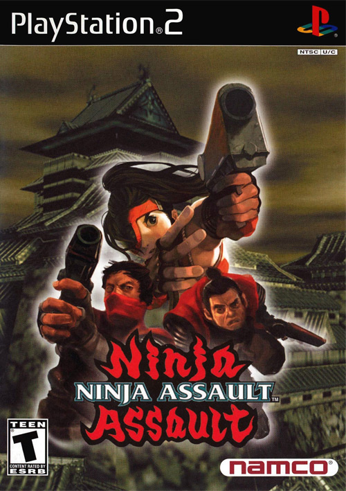 Ninja Assault Game Only
