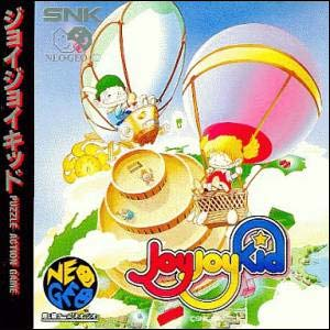 Joy Joy Kid Neo Geo CD