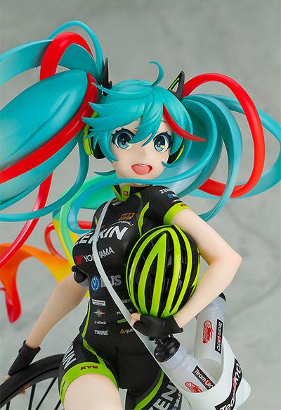 Hatsune Miku Racing Miku Bike Version 1/7 Scale Figure