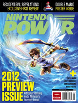 Nintendo Power Volume 275 Kid Icarus Uprising