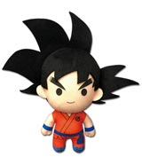 Dragon Ball Super Goku 6.5 Inch Plush