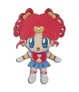 Sailor Moon Sailor Stars Sailor Chibi Chibi Moon 8 Inch Plush