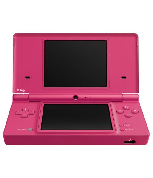 Nintendo DSi Pink Refurbished System - Grade A