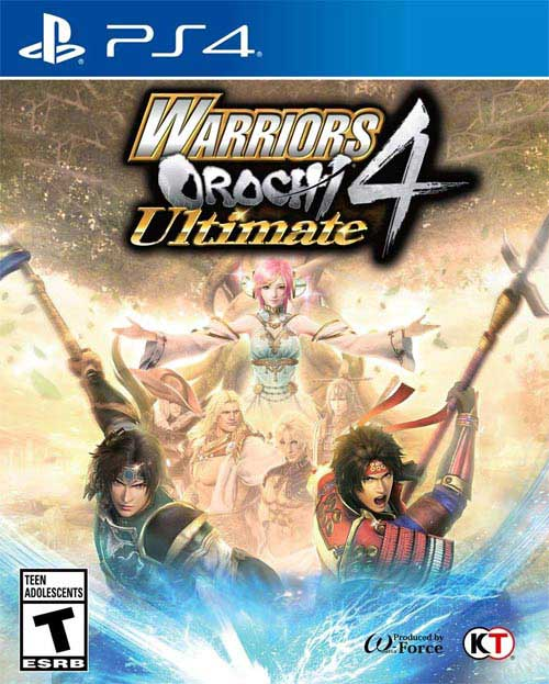 Warriors Orochi 4 Ultimate