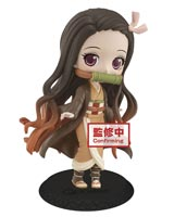 Demon Slayer: Nezuko Kamado Q-Posket Figure Light Color Version