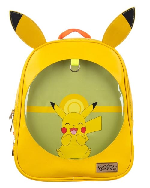 Pokemon Pikachu Itabag Mini Backpack