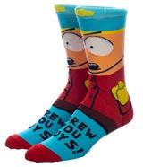 South Park Cartman 360 Character Crew Socks