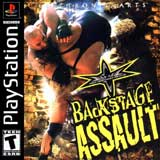 WCW Back Stage Assault