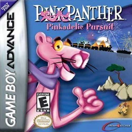 Pink Panther Pinkdelic Pursuit