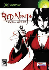 Red Ninja: End of Honor
