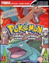 Pokemon Fire Red & Leaf Green Official Strategy Guide