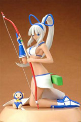 Samurai Spirits: Mina Majikina 1/8 Scale PVC Figure