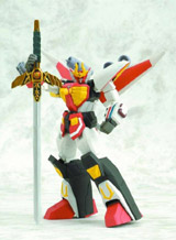 Mecha Action Series: Fire Dagwon Action Figure