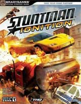 Stuntman: Ignition Official Strategy Guide Book