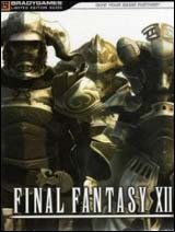 Final Fantasy XII Official Strategy Guide Book Collector's Edition