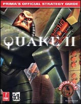 Quake 2 Official Strategy Guide Book